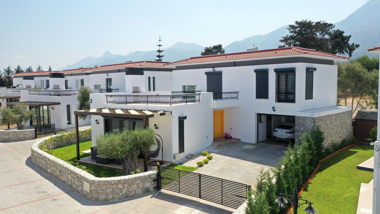 4 Bedroom Villa, Doğanköy Levantine, Kyrenia