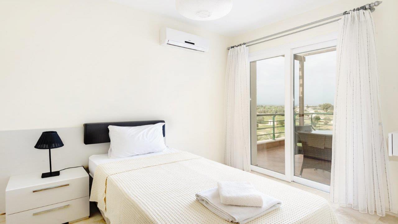 3 Bedroom Penthouse Apartment, Bafra, Thalassa Beach Resort