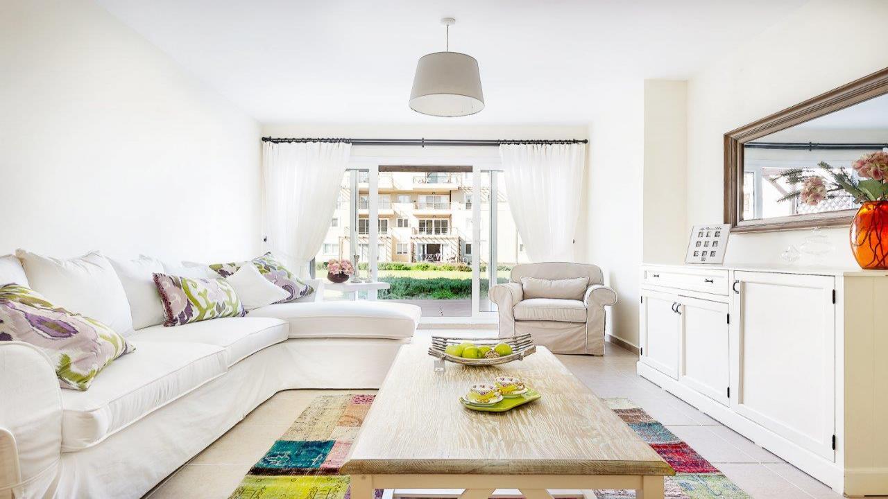 3 Bedroom Pool Apartment, Bafra, Thalassa Beach Resort