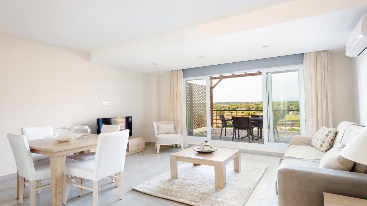 1 Bedroom Smart Apartment, Bafra, Thalassa Beach Resort
