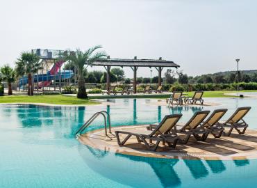 1 Bedroom Apartment, Bafra, Thalassa Beach Resort